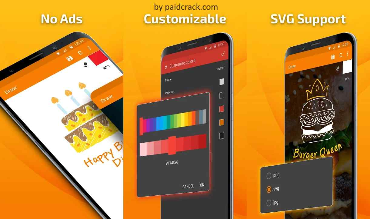 Simple Draw Pro - Quick Sketchbook and Drawing App Mod Apk 6.3.1 [Paid]