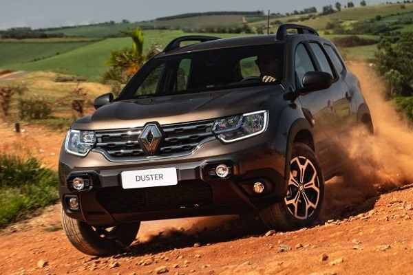 Renault Duster II 2020
