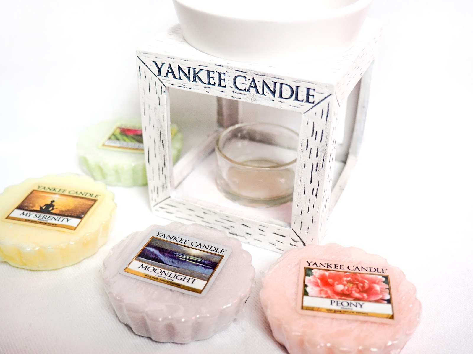Yankee Candle My Serenity Collection