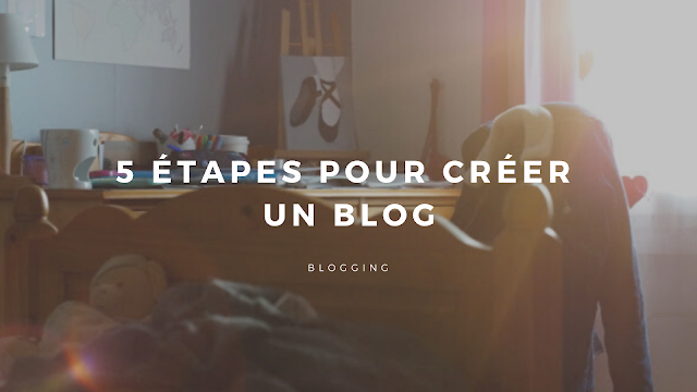 créer un blog conseils