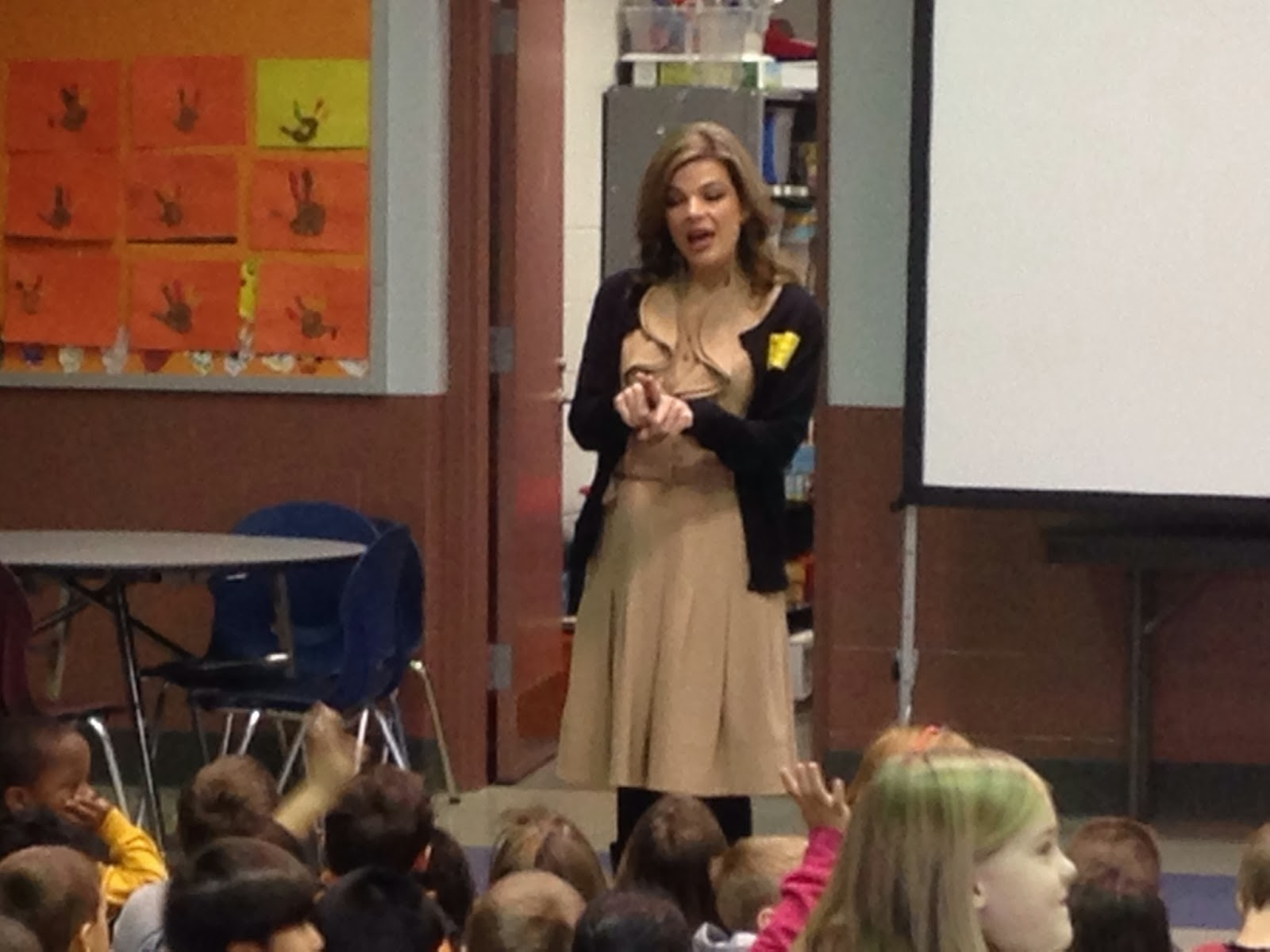 Ms  H's Hootin Owls: Learning about weather with Christie
