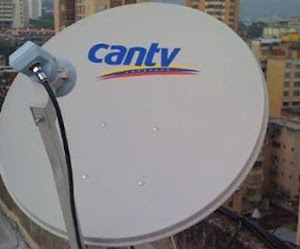 Regresa servicio de TV satélital de CANTV