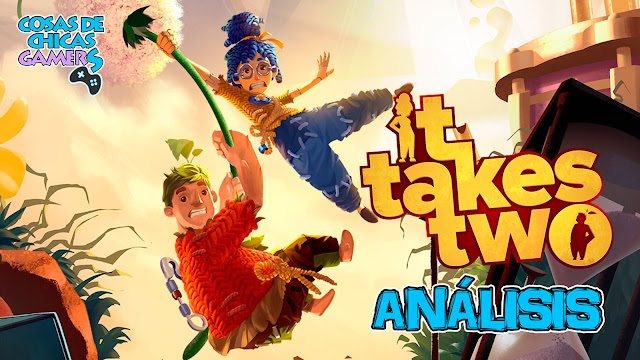 It takes two analisis review
