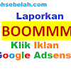 Cara Melaporkan klik iklan Google Adsense yang Tidak Valid Lengkap dengan Screenshotnya