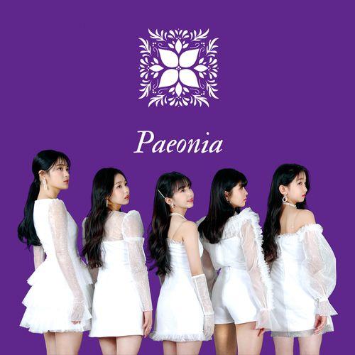 버스터즈 (BUSTERS) - Paeonia (Mini Album)