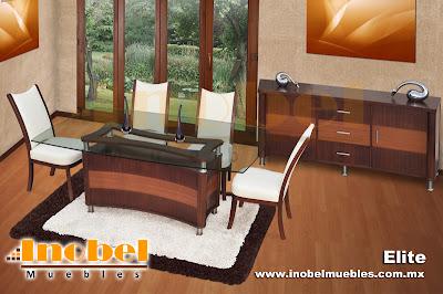 Muebles modernos m xico comedores modernos minimalistas for Comedores modernos mexico df