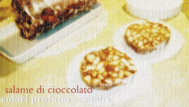 dolci con biscotti secchi