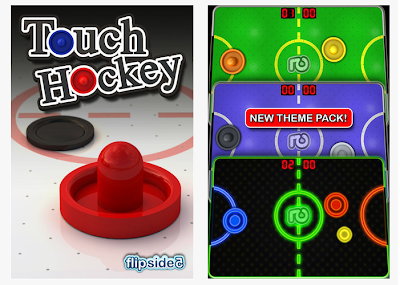 touch hockey
