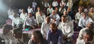 प्रान्ताध्यक्ष श्याम जोशी की अध्यक्षता में पेंशनर एसोसिएशन की बैठक सम्पन्न
