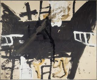 Antoni Tàpies - Siete sillas (1984)