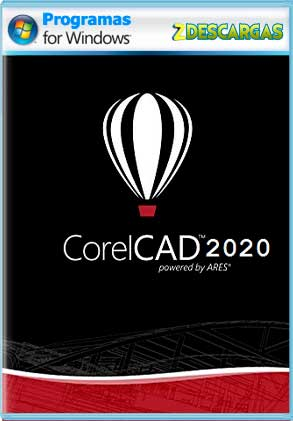 CorelCAD 2020 full crack descargar gratis español