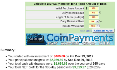 شرح موقع DavorCoin