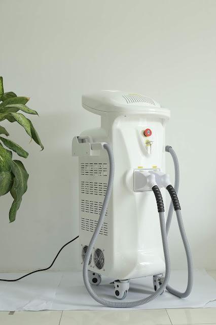 Máy triệt lông chính hãng giá tốt cho spa