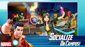 Marvel Avengers Academy Android