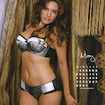 Kelly Brook - Calendario 2012 Foto 6