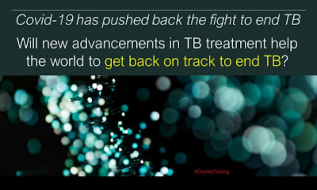 Will advances in TB treatment outweigh the Covid-19 pushback