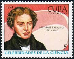 Resultado de imagem para selo de Michael Faraday