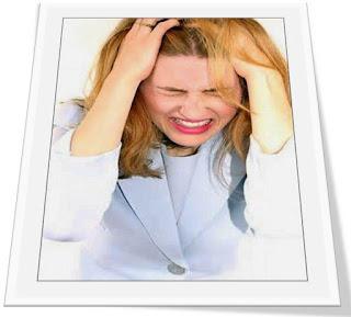 Tanda-Tanda Stress Bekerja