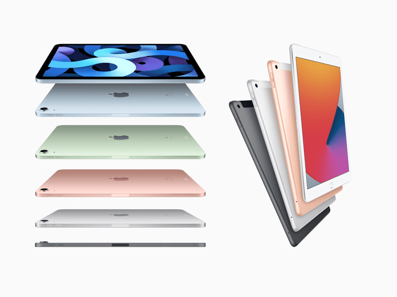 All-new Apple iPad Air and iPad 8th-Gen priced in the Philippines!