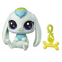 LPS Series 5 Lucky Pets Fortune Cookie Bandy (#No#) Pet