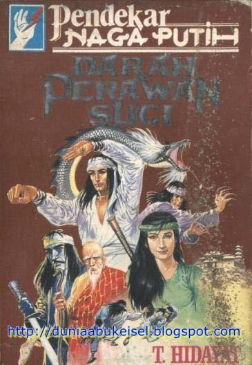 Cerita silat serial Pendekar Naga Putih