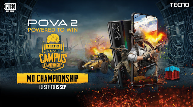 TECNO brings a fiery PUBG Championship for the Marketing Dealers
