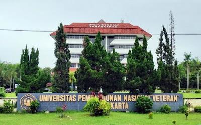 Jurusan UPN Veteran Yogyakarta – Daftar Fakultas dan Program Studi