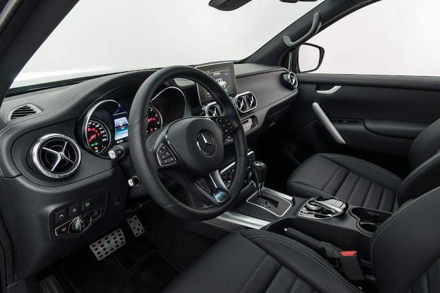 Mercedes Classe X Brabus