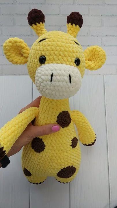 Boneca Mirella - Amigurumi - Crochê - Brinquedo - Boneca - R$ 174 ... | 720x405