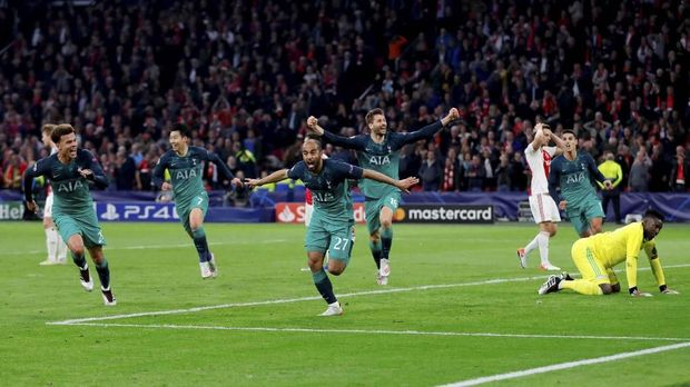 Berikut Peran Kane Di Balik Comebacknya Tottenham 2019