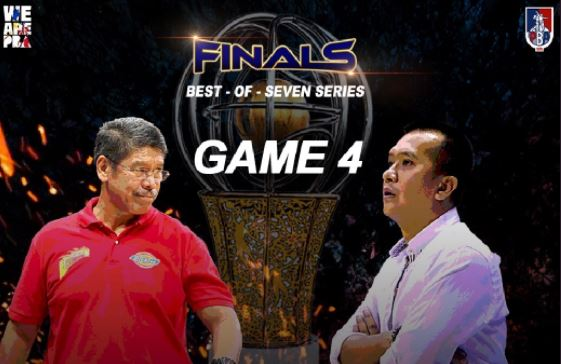 LIVE STREAM: San Miguel vs Magnolia Game 4