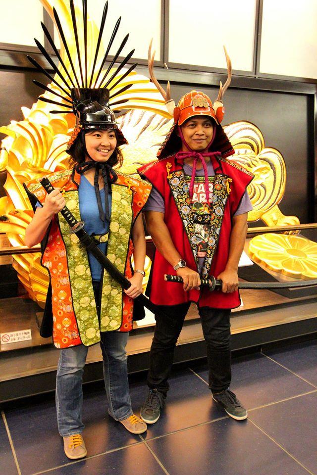 Turis Indonesia di Osaka