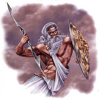 Zeus, Deus Supremo da Mitologia Grega