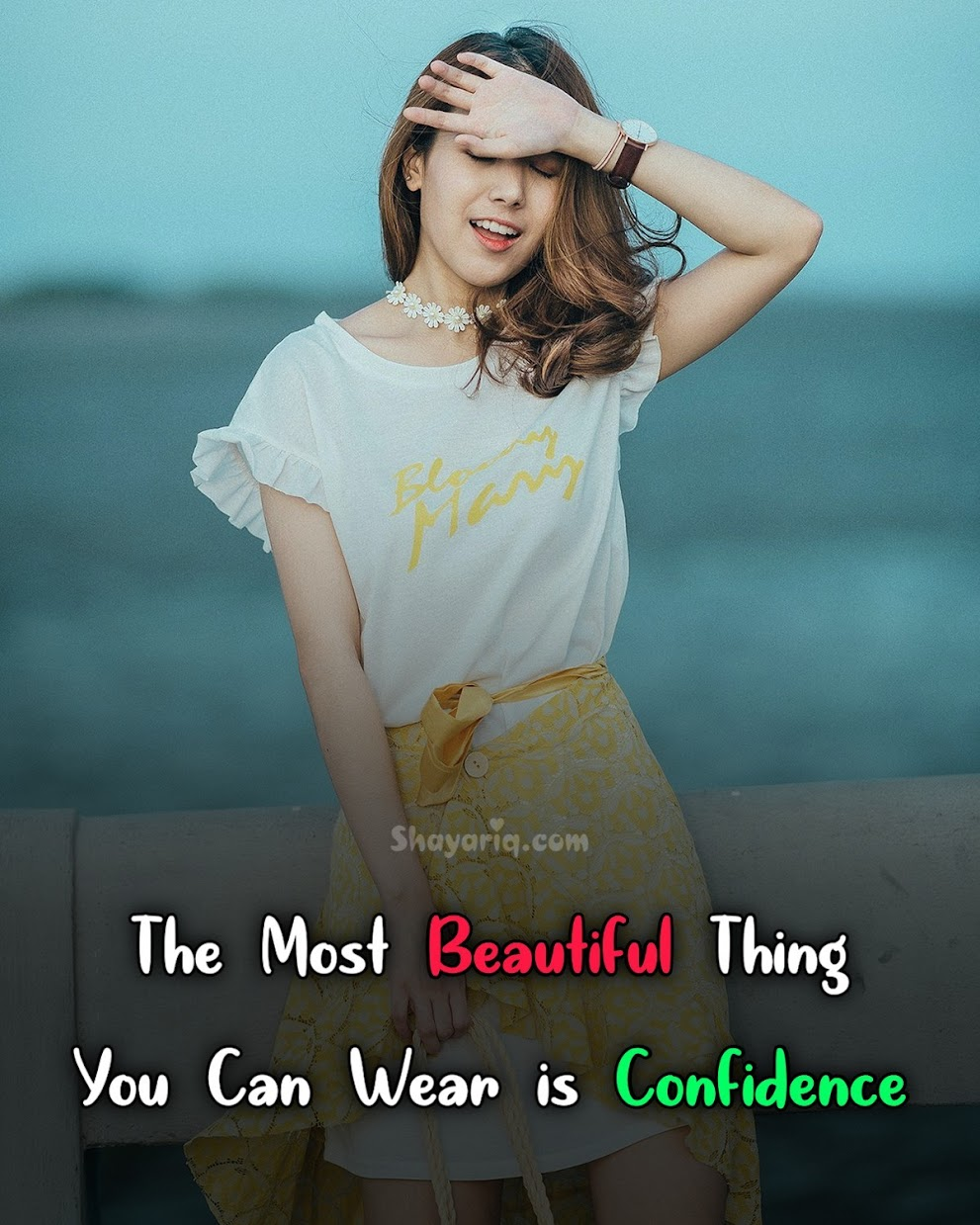 The Most Beautiful Thing - Motivational Quotes