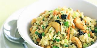 الكيفيه عمل أرز بالخلطه