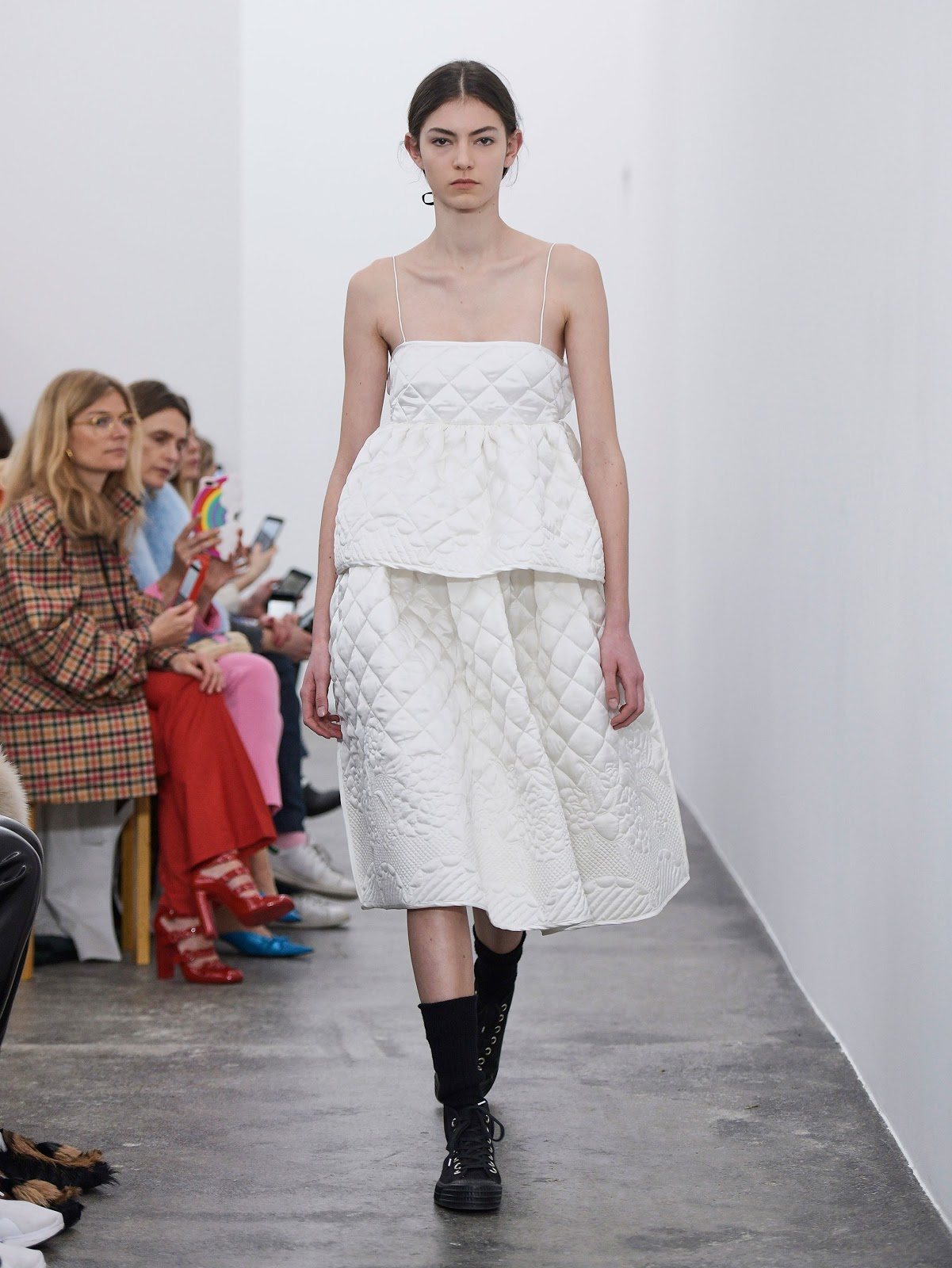 Cecilie Bahnsen Fashion week Copenhagen