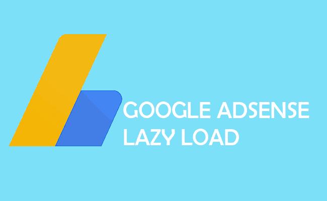 Cara Mempercepat Blog Dengan Menggunakan Script Lazyload Adsense