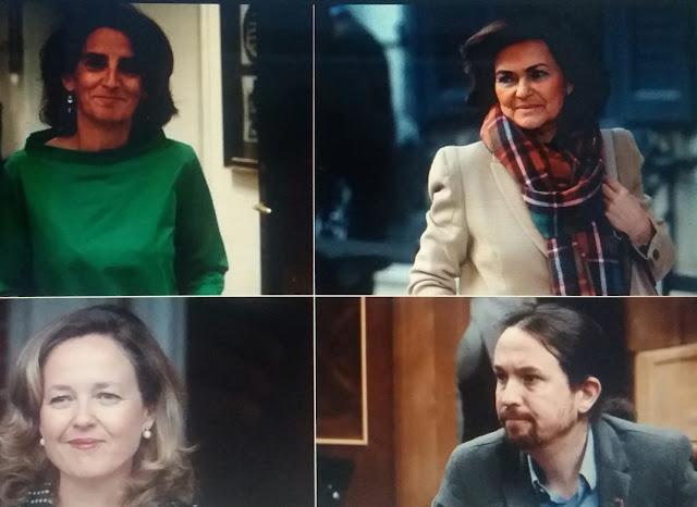 El nuevo Gobierno de Sánchez contará con cuatro vicepresidencias