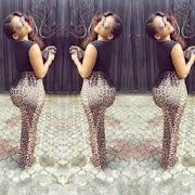 Meet the Nollywood actress with the biggest butt (hot photos)