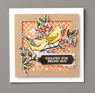 17 Stampin' Up! Bird Ballad Projects ~ 2019-2020 Annual Catalog
