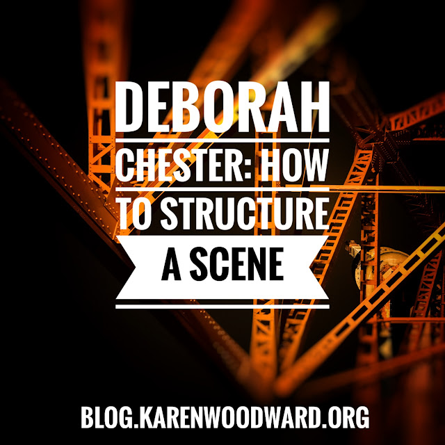 Deborah Chester: How to Structure a Scene
