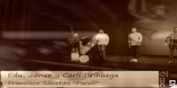 """Pasodoble INEDITO con LETRA  la Comparsa """"Los Listos"""" cantado por Edu , Carli y Javi Brihuega """" Y hay manos"""""""