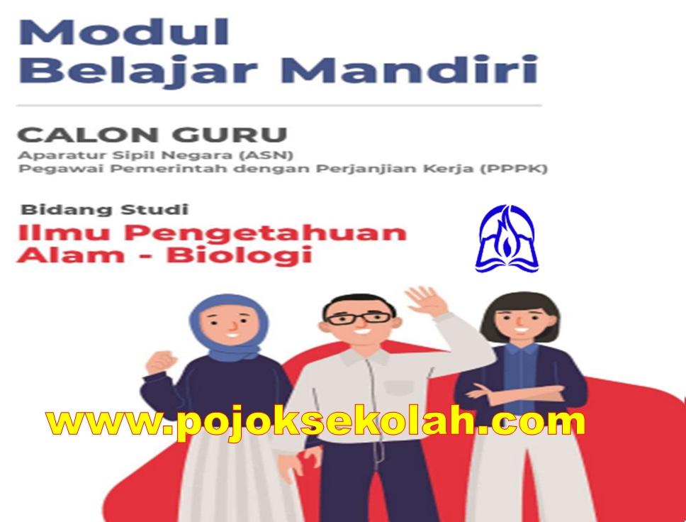 Modul Belajar Mandiri IPA Biologi