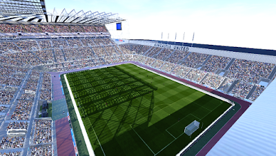 PES 2020 Stadium St James's Park [ Reworked Lightning ]