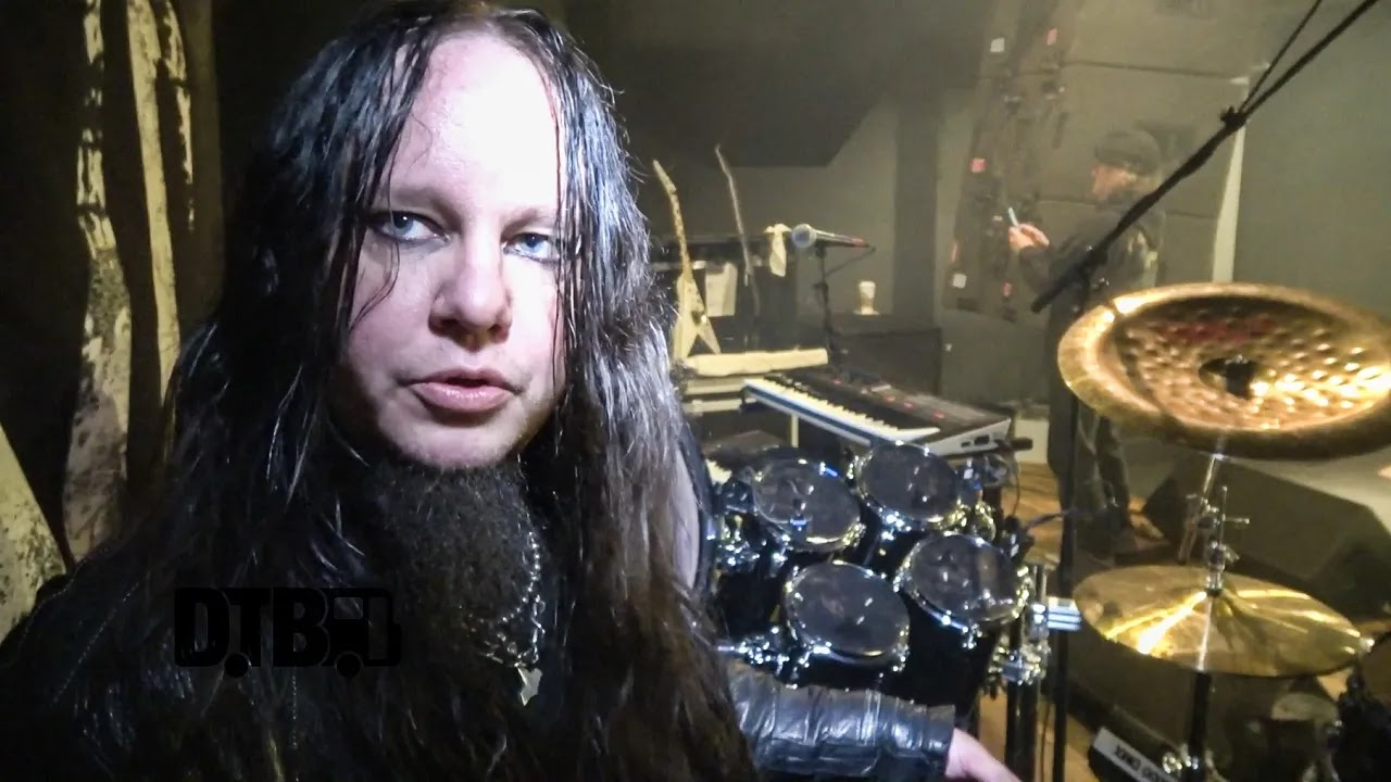 Joey Jordison, fundador de Slipknot