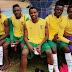 Cameroun - CHAN 2018: David Eto'o présent à la 1ere séance d'entrainement