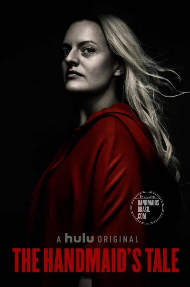 Pôster The Handmaid's Tale terceira temporada June