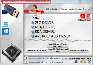 SPD Driver Miracle Box
