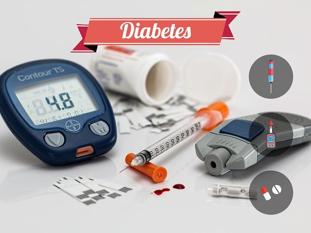 Diabetes: types, causes, symptoms and treatment.