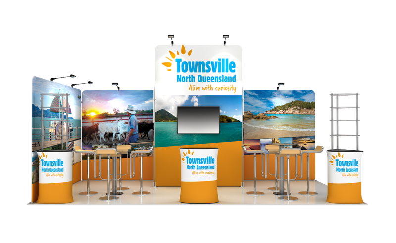 Display Stand Hire Sydney : Trade show stands and pull up banners or exhibition